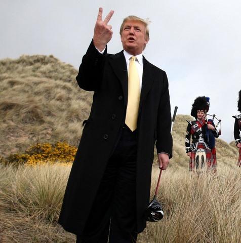 Dấu hiệu Trump là thành viên hội kín bí ẩn nhất lịch sử? - 2