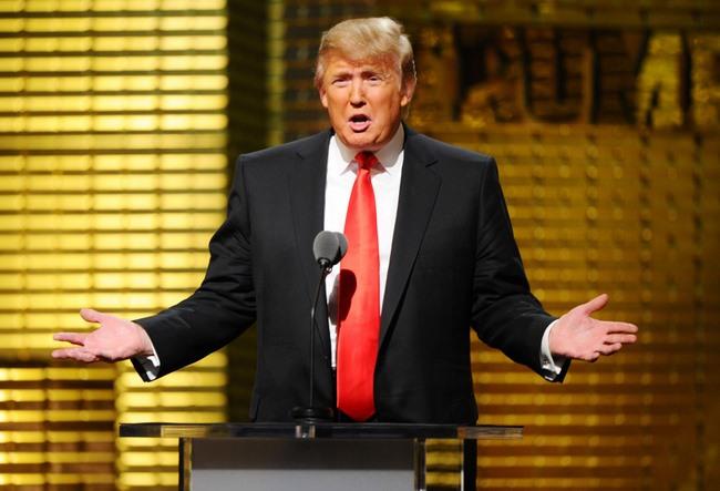 Dấu hiệu Trump là thành viên hội kín bí ẩn nhất lịch sử? - 3