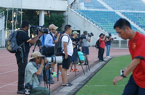 ĐT Việt Nam: Chơi bóng ném để thắng Myanmar ở sân Thuwunna - 1