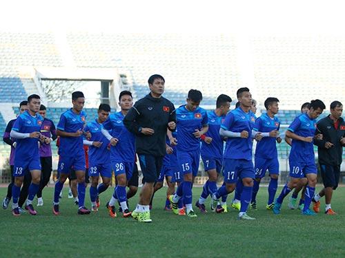 ĐT Việt Nam: Chơi bóng ném để thắng Myanmar ở sân Thuwunna - 4