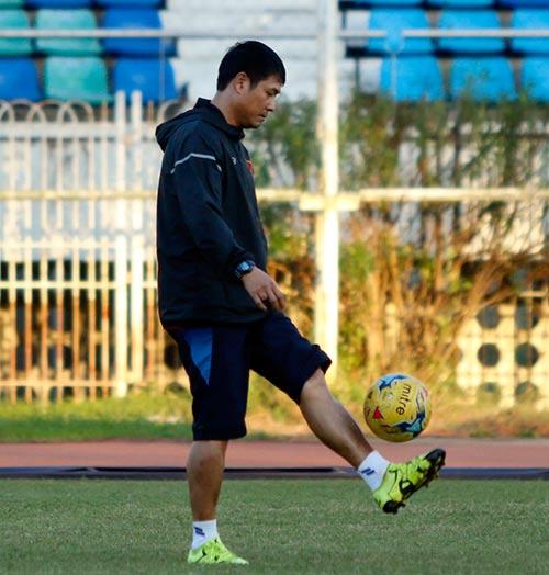 ĐT Việt Nam: Chơi bóng ném để thắng Myanmar ở sân Thuwunna - 6