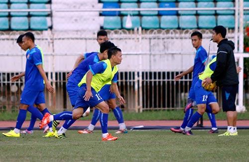 ĐT Việt Nam: Chơi bóng ném để thắng Myanmar ở sân Thuwunna - 12