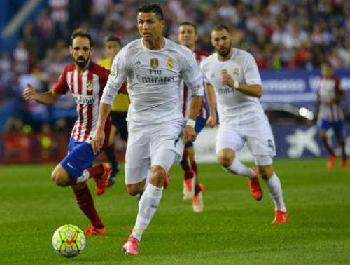 Đọ bộ ba tấn công derby Madrid: Atletico hơn đứt Real - 2