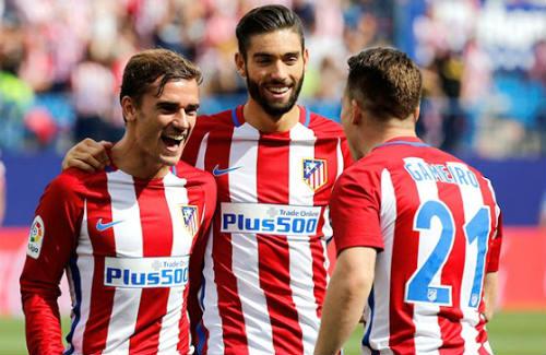 Đọ bộ ba tấn công derby Madrid: Atletico hơn đứt Real - 1
