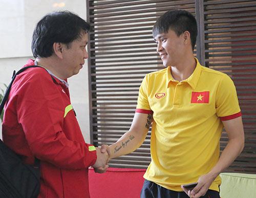 """""""Sếp"""" VFF: ĐT Việt Nam phải vào chung kết AFF Cup - 1"""