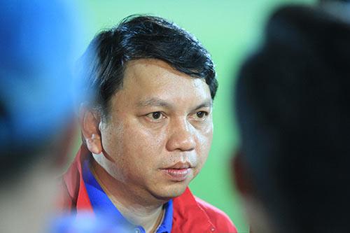 """""""Sếp"""" VFF: ĐT Việt Nam phải vào chung kết AFF Cup - 2"""
