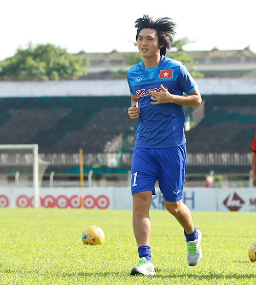Danh sách ĐT Việt Nam -AFF Cup: Hữu Thắng loại Tuấn Anh, Quang Huy - 1