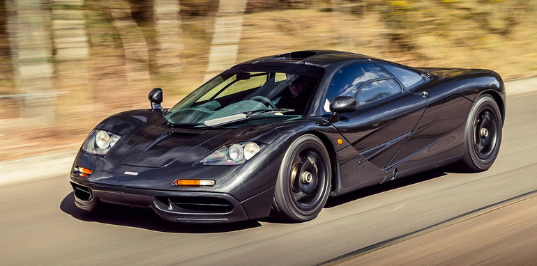 Siêu xe McLaren Hyper-GT 3 chỗ ngồi lộ diện - 2