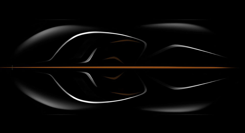 Siêu xe McLaren Hyper-GT 3 chỗ ngồi lộ diện - 1