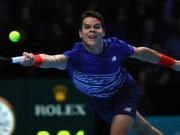 Thể thao - Raonic – Thiem: Bản lĩnh giành vé (ATP Finals)
