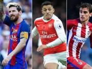 Bóng đá - Không chỉ Messi, Man City săn cả Griezmann và Sanchez
