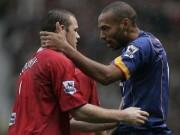 Bóng đá - Bàn thắng đẹp lịch sử MU - Arsenal: Rooney đấu Henry