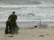 Tin tức trong ngày - Đánh cá, vớt được thi thể không đầu trôi trên biển