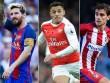Không chỉ Messi, Man City săn cả Griezmann và Sanchez