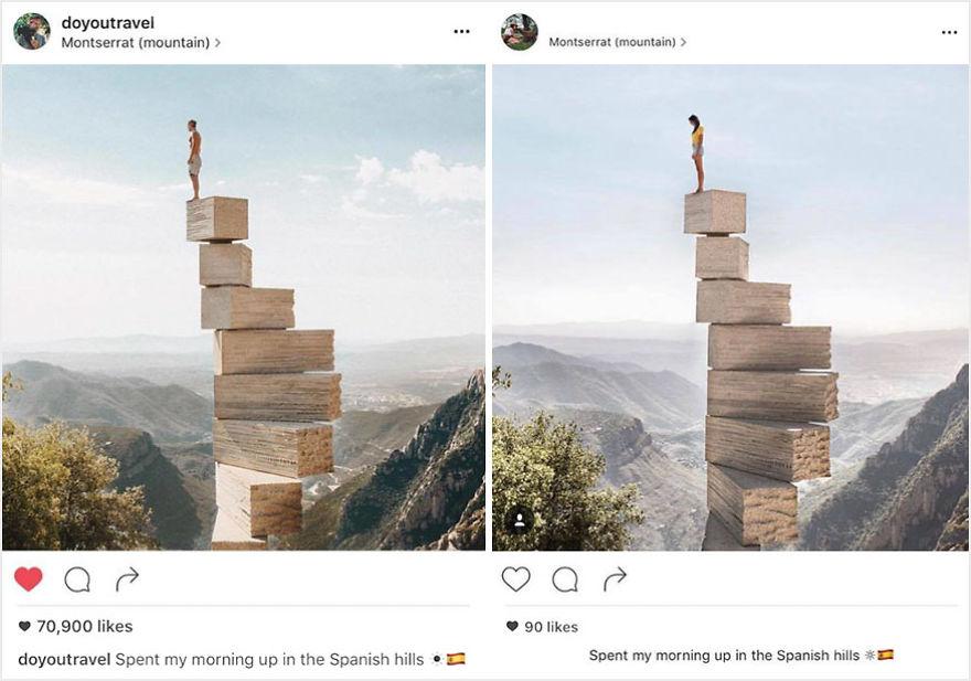 """""""Theo đuôi"""" blogger du lịch chụp ảnh nhái từng chi tiết - 4"""