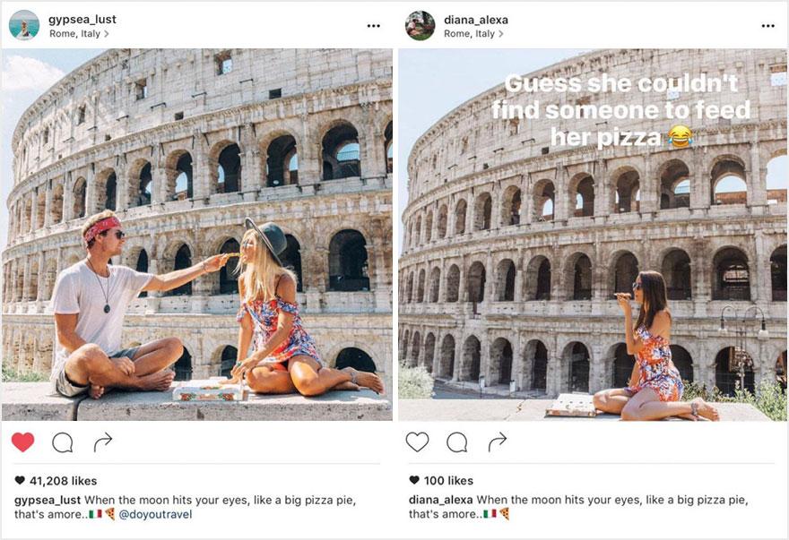 """""""Theo đuôi"""" blogger du lịch chụp ảnh nhái từng chi tiết - 3"""