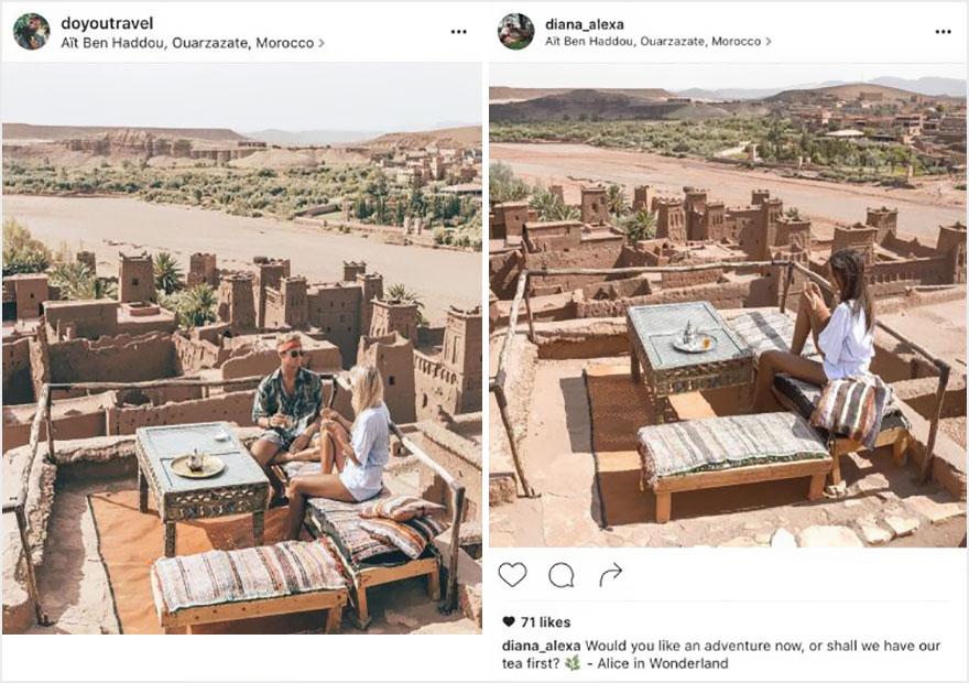 """""""Theo đuôi"""" blogger du lịch chụp ảnh nhái từng chi tiết - 8"""