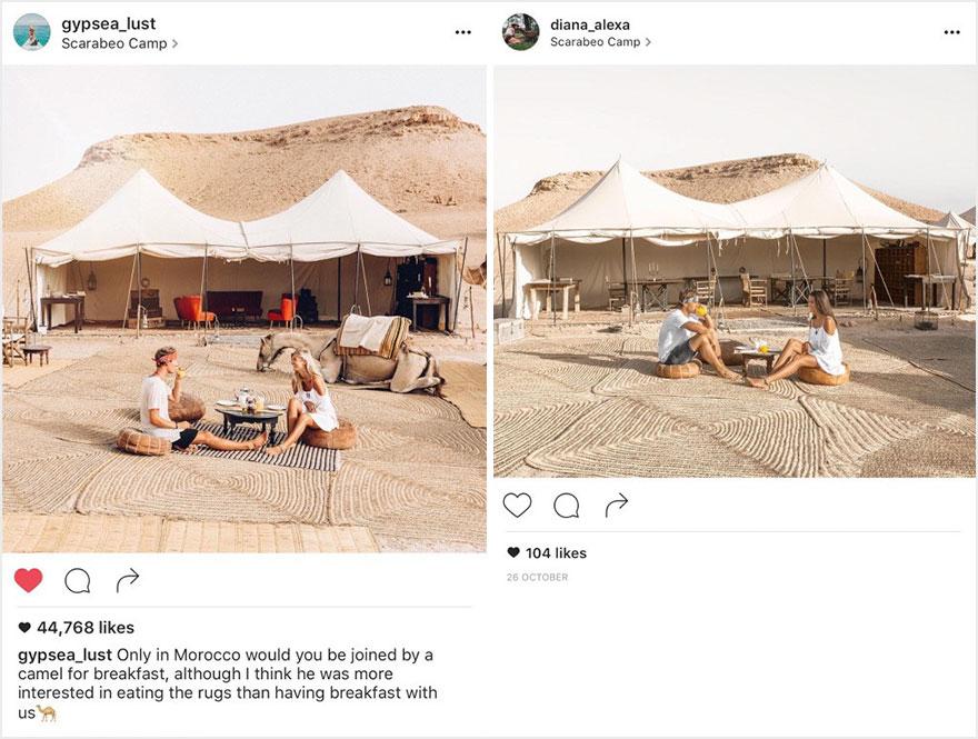 """""""Theo đuôi"""" blogger du lịch chụp ảnh nhái từng chi tiết - 9"""