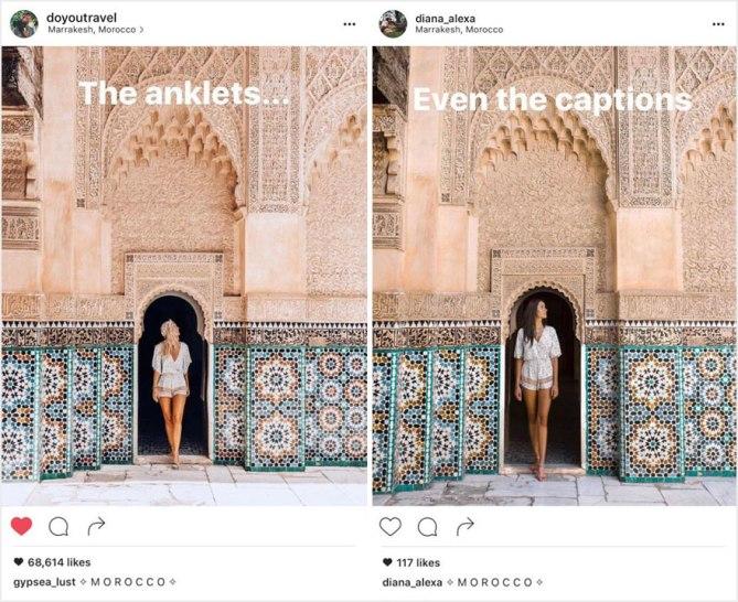 """""""Theo đuôi"""" blogger du lịch chụp ảnh nhái từng chi tiết - 10"""