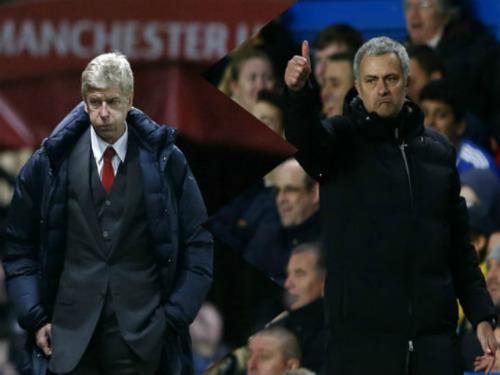 """MU đấu Arsenal: Mourinho lại """"mỉa mai"""" Wenger - 1"""