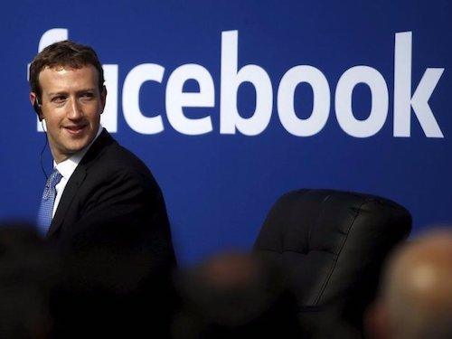 Facebook chi 6 tỉ USD tiền mặt để mua lại cổ phiếu - 1