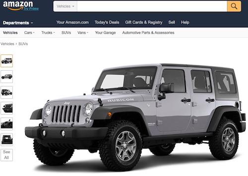Amazon sẽ bán thêm xe hơi, giá rẻ hơn 30% - 1
