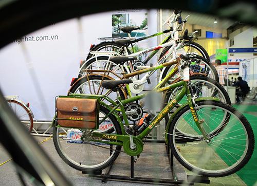 Chiêm ngưỡng xe đạp siêu lạ, đắt ngang ô tô ở HN - 7