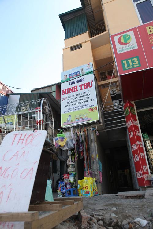 """Hà Nội: Nhà mỏng manh trên """"đường cong mềm mại"""" - 9"""