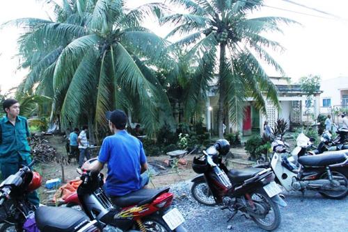 Nghi án con rể sát hại cha mẹ vợ ở ngoại ô Sài Gòn - 2