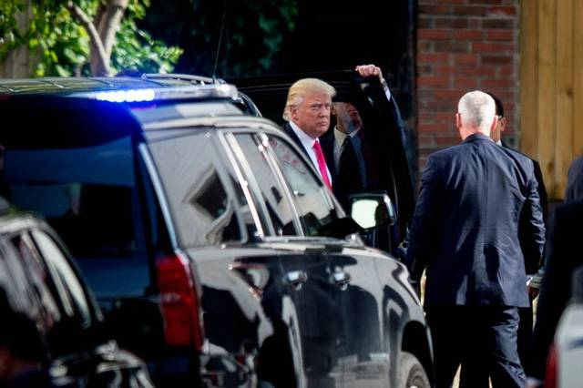 Bị kiện, Trump đổ 560 tỉ đồng dàn xếp - 1