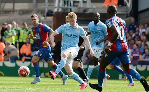 Crystal Palace – Man City: Trở lại đường đua - 1