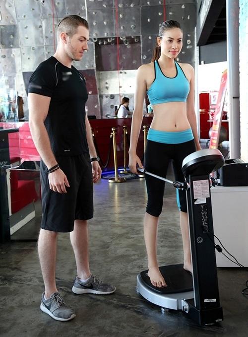 Đồ tập gym sao Việt: Kẻ sexy quá đỗi, người lại kín như bưng - 5