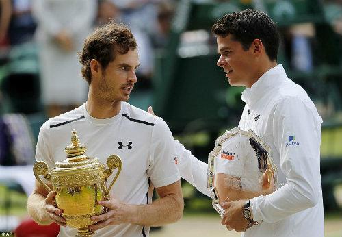 ATP World Tour Finals ngày 7: Chờ chung kết trong mơ - 1