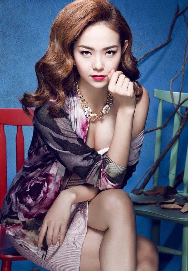 """7 """"cô giáo"""" xinh đẹp, nóng bỏng nhất showbiz Việt - 8"""