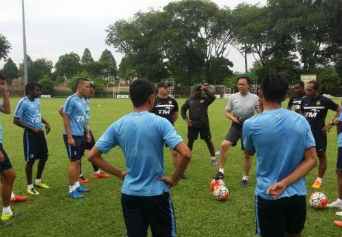 Tin nhanh AFF Cup: Malaysia đặt mục tiêu 3 điểm mở màn - 4