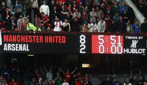 Chi tiết MU - Arsenal: Chết lặng Old Trafford (KT) - 12