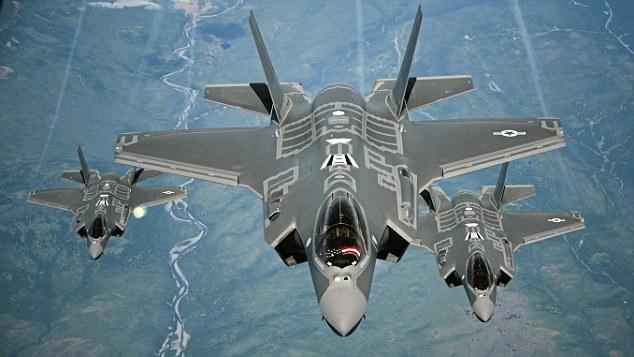 Nếu dùng F-35 tham chiến, phi công Mỹ sẽ gặp nguy hiểm - 1