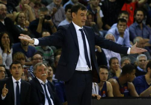"""""""Siêu kinh điển"""" bóng rổ: Real vùi dập Barca - 2"""