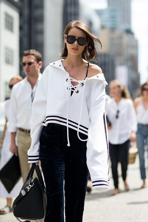 5 cách mặc áo hoodie cần nạp ngay vào từ điển thời trang - 8