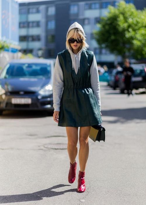 5 cách mặc áo hoodie cần nạp ngay vào từ điển thời trang - 10