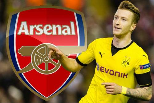 Tin HOT bóng đá tối 19/11: Arsenal nhắm Reus thay Sanchez - 1