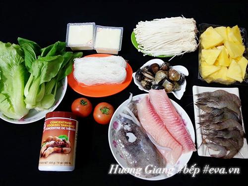 Cách nấu lẩu hải sản chiêu đãi bạn bè dịp cuối tuần - 1