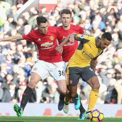 Chi tiết MU - Arsenal: Chết lặng Old Trafford (KT) - 6