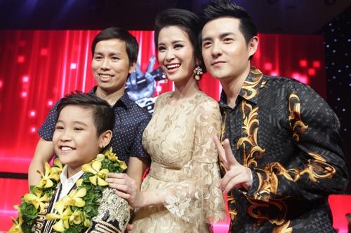 Cuộc sống thay đổi của quán quân The Voice Kids 2016 Nhật Minh - 1