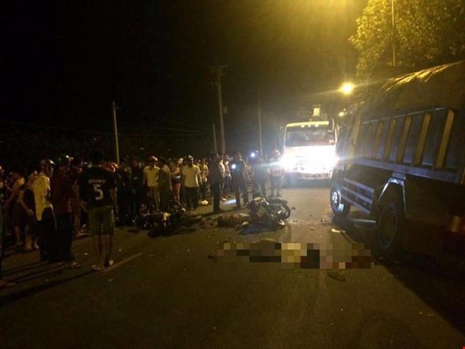 Tai nạn thảm khốc ở Xuyên Mộc, 4 người tử vong tại chỗ - 1