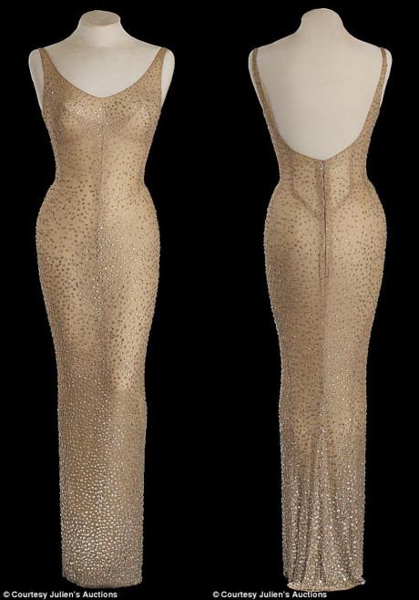 Cận cảnh chiếc váy 4,8 triệu USD của Marilyn Monroe - 5