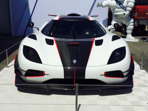 Kinh hoàng Koenigsegg One:1 giá đắt 224 tỷ đồng - 2