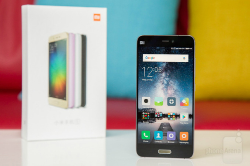 "Top 12 smartphone sở hữu pin ""trâu"" nhất 2016 - 5"