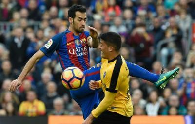 Chi tiết Barcelona – Malaga: Chia điểm đáng tiếc (KT) - 4