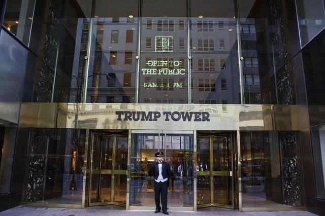 """Nơi ở của Trump thành điểm chụp """"tự sướng"""" hot nhất Mỹ - 2"""